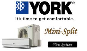 york split system. ductless mini-split systems are among the latest in heating and cooling technology. a good alternative to traditional york split system