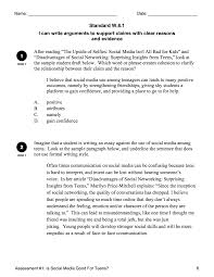 w argument writing writing th grade goalbook pathways full resource contains
