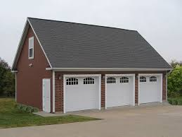 009g 0011 three car garage plan with loft