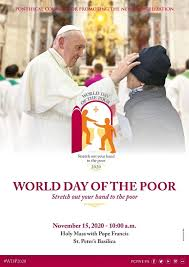 pope francis has declared today world