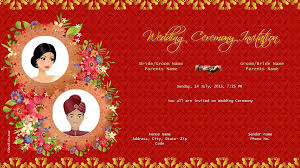 marriage card design online free wedding india invitation card Free Online Indian Wedding Invitation Cards Templates marriage card design online free wedding india invitation card online invitations download free online indian wedding invitation templates