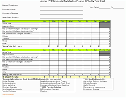 Employee Time Sheets Excel Employee Time Tracking Spreadsheet Excel Timesheet Template With