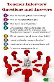 Sample Resume Questions 100 best Teacher Interview Questions and Answers images on Pinterest 75