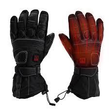 Venture <b>Heat's 12V Heated Motorcycle</b> Touring Gloves - Zarkie