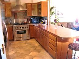 copper kitchen countertops copper kitchen image
