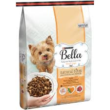 Purina Light And Healthy Dog Food Recall Bella Natural Bites With Real Chicken And Beef And Accents