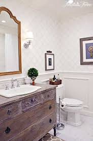Guest Bathroom Remodel Impressive Guest Bathroom Makeover Reveal