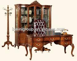 classical office furniture. American Antique Design Soild Wood Office Desk Set;american Wooden Furniture,Classical Sets(bg600029) - Buy Latest Furniture Classical E