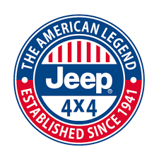 Sticker Jeep logo