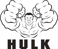 Print or download hulk coloring pages to your pc: Hulk Superheroes Printable Coloring Pages