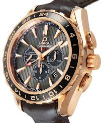 branded watches for men and women omega luxury watch aqua terra k18pg
