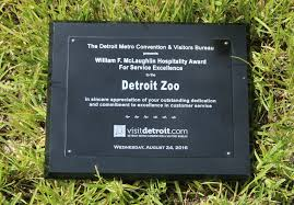 detroit zoo earns top honors for customer service excellence treat all employees and volunteers well it s not just the guests who enjoy feeling appreciated when we feel good we re better at making our guests feel