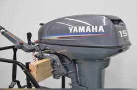 looking for 15hp yamaha outboard motor