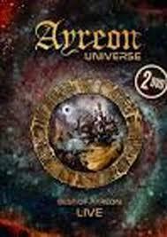 ayreon universe dvd