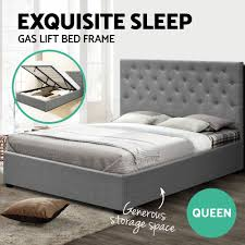 DOUBLE-QUEEN-KING-Size-VILA-Bed-Frame-High-