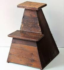 japanese wooden steps