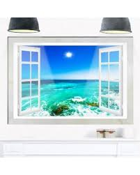 open window to wavy ocean extra large seashore glossy metal wall art 40w x on extra large ocean wall art with tis the season for savings on open window to wavy ocean extra