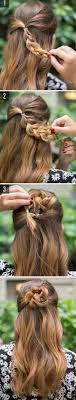 Jednoduché účesy Pro Dlouhé Vlasy Kosmetické Trendycz