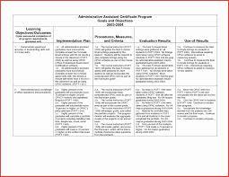 Sample Administrative Assistant Resume Professional Executive