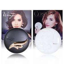 1pcs wing powder makeup concealer moisturizing oil lightweight by thailand brand mistine