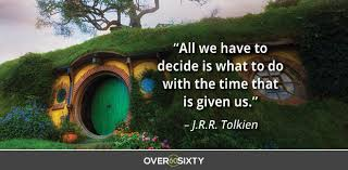 Tolkien Quotes Best Tolkien Quotes To Live By OverSixty