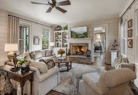 Traditional living room ideas Warm The Spruce 21 Cozy Living Room Design Ideas