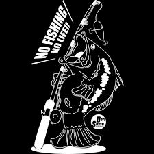 ブラックバスイラストデザインデザインtシャツ通販tシャツトリニティ