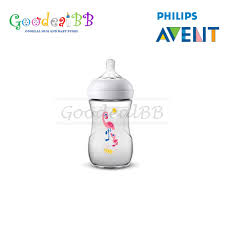 Avent Decorated Bottles Philips Avent Natural Bottle Decora end 100100100100 100100 AM 46