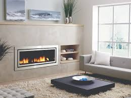 contemporary fireplace. Steel Wide Indoor Fireplace Contemporary C