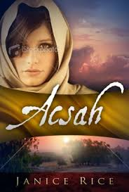 Acsah by Janice Rice - Author's Boutique