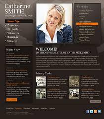 Political Website Templates Political Html Template