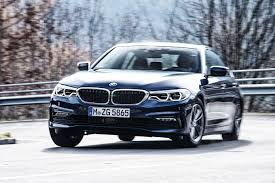 2018 BMW 5-Series Reviews and Rating | Motor Trend