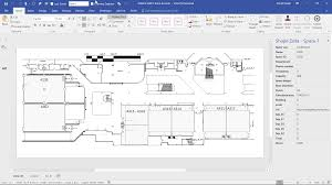 visio 2010 floor plan template
