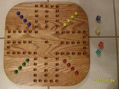 Wooden Marble Game Board Aggravation Wooden Marble Game Board Aggravation 41OctagonMapleOiled 2