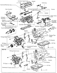 Repair guides engine mechanical timing chain cover and seal rh 2005 chevy trailblazer power steering diagram power steering hose diagram