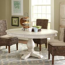 round extendable dining table throughout birch lane clearbrook reviews wayfair plans 8