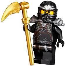 LEGO® Ninjago - Cole ZX Minifigure: Amazon.de: Spielzeug