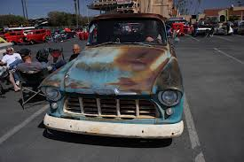 Character Through Rust: Colin Rodgers' 1956 Chevy Pickup - Rod ...
