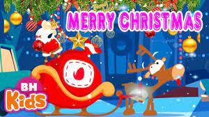 Liên Khúc Giáng Sinh Sôi Động ♫ Bé Đón Noel ♫ Merry Christmas | Nhạc Thiếu  Nhi Hay Nhất - YouTube