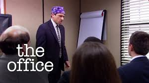 the office the meeting. The Office Meeting A