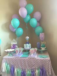 Turquoise Baby Shower Decorations Mint And Lavender Baby Shower Baby Shower Ideas Pinterest