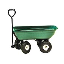 garden carts at lowes. Precision Products 4-cu Ft Steel Yard Cart Garden Carts At Lowes