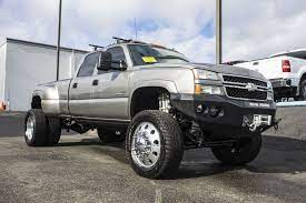 2007 Chevrolet Silverado Diesel Trucks For Sale Diesel Trucks Duramax Diesel Trucks