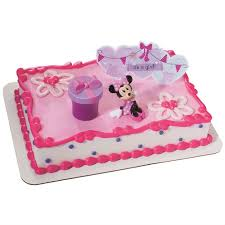 Minnie Cake square