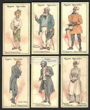 david copperfield shirt  charles dickens characters david copperfield six 100 y o ad trade cards 5