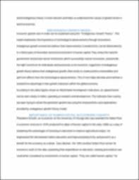 assignment essay on economic growth of introduction image of page 3