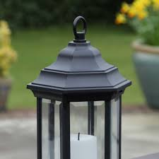 outdoor battery operated candle lanterns designs