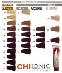 15 Best Chi Ionic Hair Color Images Hair Color Hair Chi