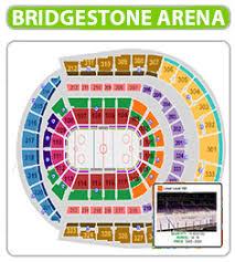 Problem Solving Bridgestone Arena Chart Nashville Predators