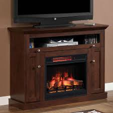 windsor wall or corner infrared electric fireplace media cabinet in antique cherry 23de9047 pc81